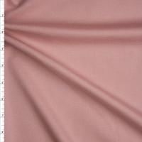 Blush Heavyweight Stretch Ponte De Roma Fabric By The Yard