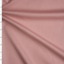 Blush Heavyweight Stretch Ponte De Roma Fabric By The Yard