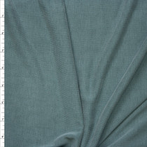 Jade Brushed Poly/Modal Jersey Knit Fabric By The Yard