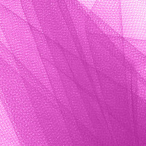 "Hot Pink 72"" Nylon Net"