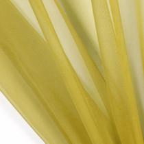 """Yellow 45"""" Chiffon"""