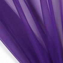 """Purple 45"""" Chiffon"""