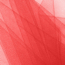 "Cardinal Red 72"" Nylon Net"