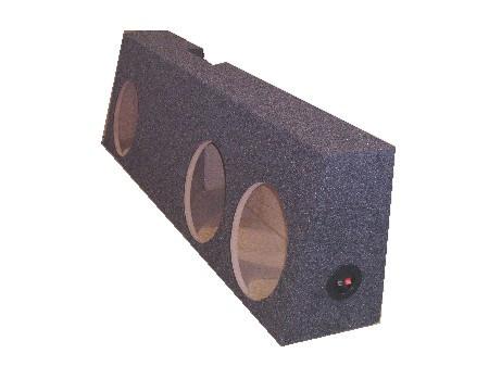 subwoofer boxes truck sub boxes dodge sound off audio, inc2002 2016 dodge ram regular cab truck dual sub box