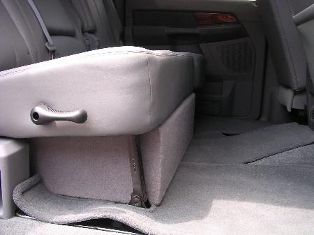 2006 2016 Dodge Ram Mega Cab Truck Dual Sub Box Uts