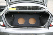 2000 - 2005 Dodge Neon Dual Sub Box