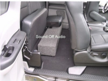 2002 ford f150 extended cab sub box