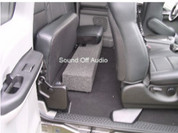 SUB BOX 2001-2013 FORD F250 / F350 Super Duty Super Cab