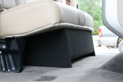 SINGLE SUB BOX 2009-2014 FORD F150 SUPERCAB