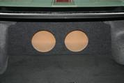 Dual Sub Box 2002-2006 NISSAN ALTIMA