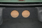2013-up Nissan Altima Dual Sub Box