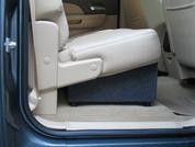 Dual Sub Box 2007-2013 GM SIERRA CREW