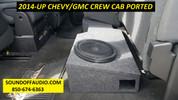 2014-18 SILVERADO CREW CAB BASS PACKAGE