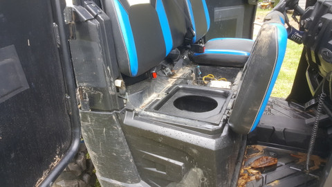 2013-17 Polaris Ranger Speaker Box