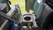 2013-17 Polaris Ranger subwoofer box