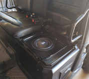 POLARIS RANGER DRIVER SUBWOOFER  BOX
