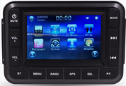 D-308 TOUCHSCREEN MARINE HEADUNIT IP66