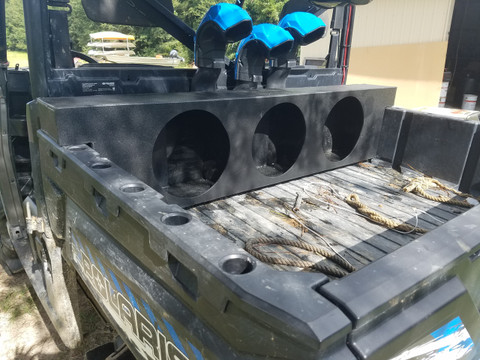 POLARIS BED BOX