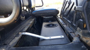 POLARIS RANGER CREW CAB 2013-17 PORTED SUBWOOFER BOX FOR UNDER THE SEAT