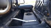 POLARIS RANGER CREW CAB 2013-17 PORTED SUBWOOFER BOX FOR UNDER THE SEAT