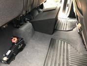 2019 SILVERADO CREW CAB SINGLE SUBWOOFER BOX (NEW BODY STYLE)