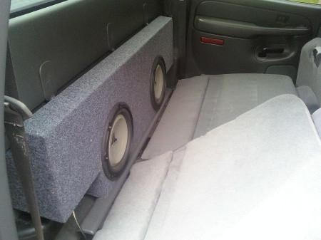 S10 Door Speakers S10 With Speaker In Door And Cavalier Seats