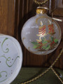 Handpainted Ornament - Joy To The World