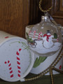 Handpainted Ornament - Snowman