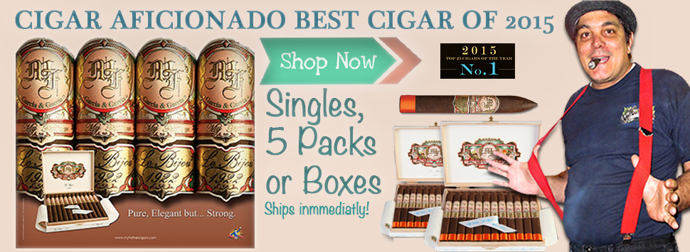 Shop Now 2015 Best Cigar of the Year