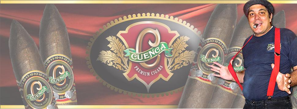 Shop Now Cuenca Cigars Online