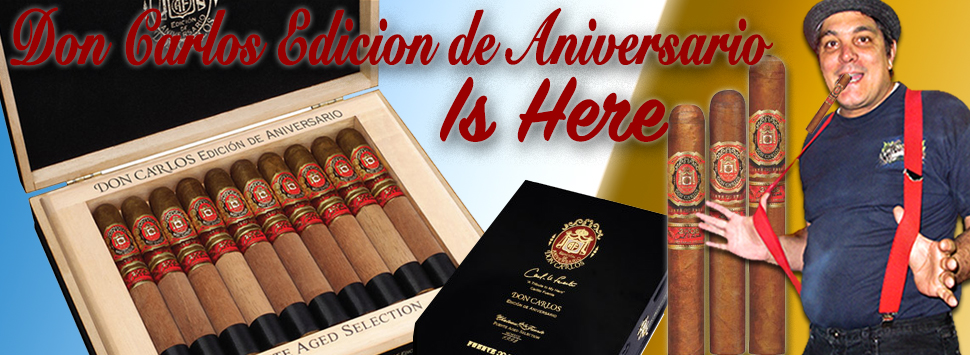 Arturo Fuente Don Carlos Aniversario