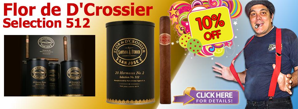 Shop Now Flor de D'Crossier