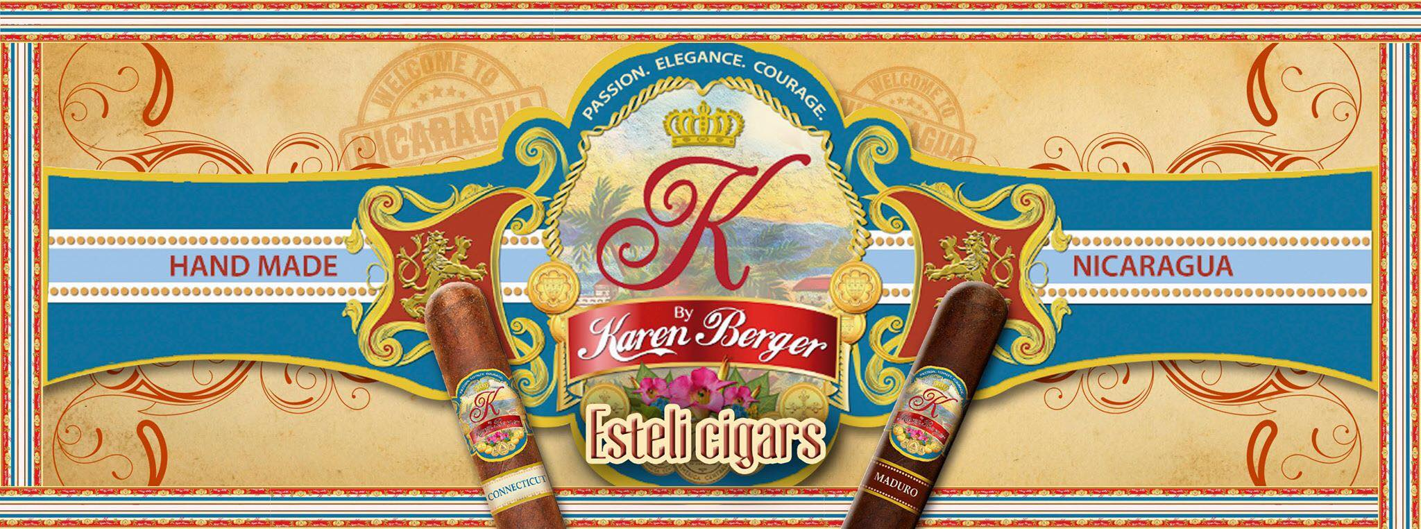 k by Karen Berger Cigars