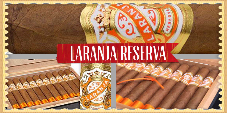 Laranja Reserva Cigars - Planet Cigars