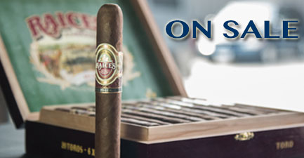 Shop Now Alec Bradley Cigars and received Free Cigars and Hat
