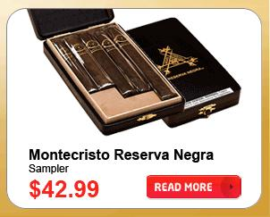 Montecristo Reserva Negra
