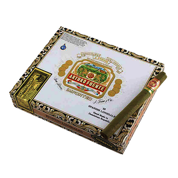 Arturo Fuente Spanish Lonsdale Cigars - Natural Box of 25
