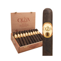Oliva Serie O Double Robusto Cigars - Maduro Box of 10