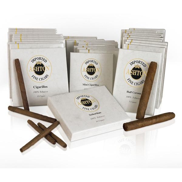 Ashton Classic Senoritas 10/10 Cigars - Pack of 100