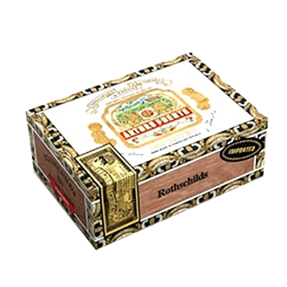Arturo Fuente Rothschild Cigars - Natural Box of 25