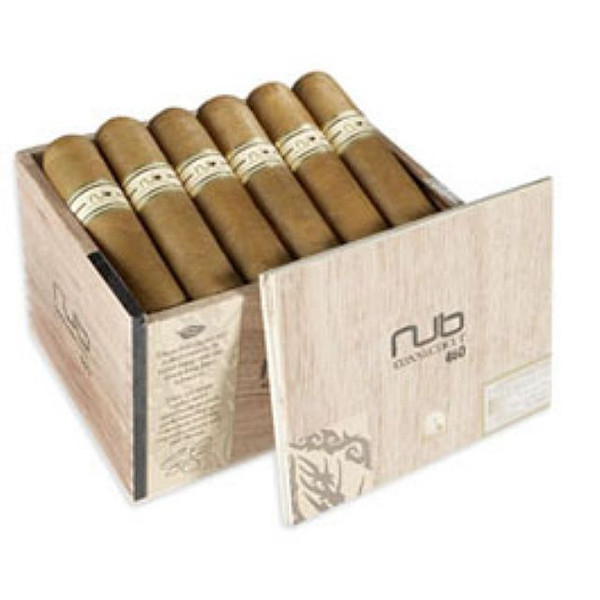 Shop Now NUB Connecticut 354 Cigars - Natural Box of 24 --> Singles at $5.91, 5 Packs at $26.50, Boxes at $119.95