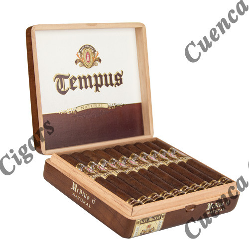 Alec Bradley Tempus Terra Novo Cigars - Natural Box of 20