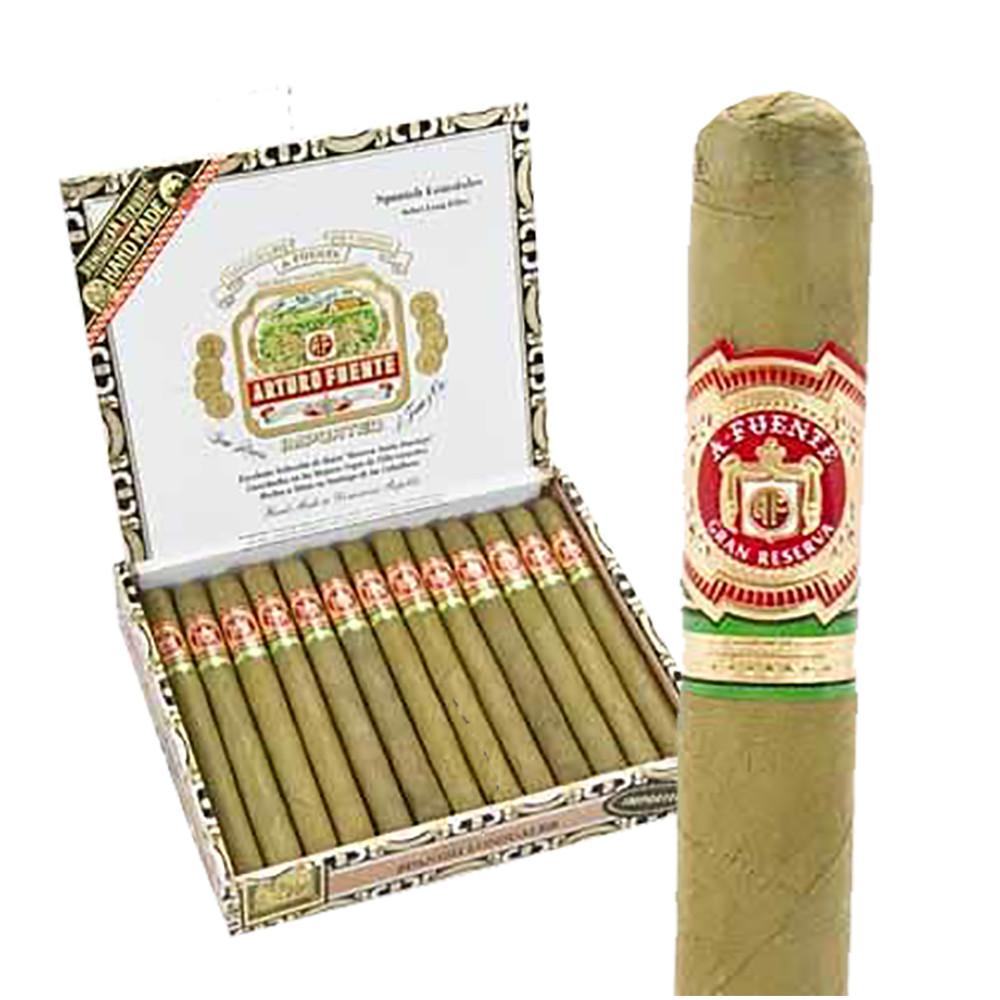 Arturo Fuente Churchill Cigars - Claro Box of 25