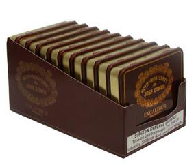 Excalibur Miniatures 10/20 Cigars - Natural Pack of 200