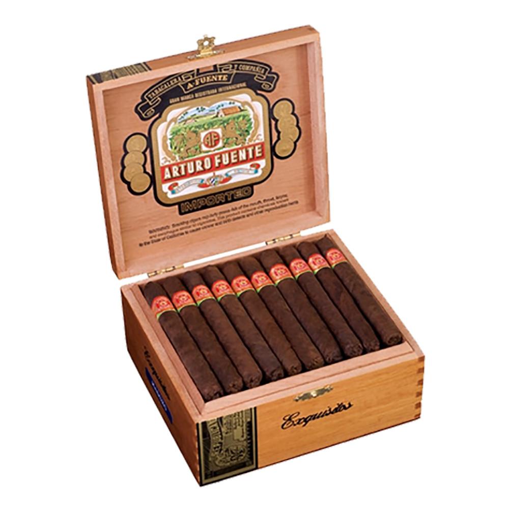 Arturo Fuente Exquisitos Cigars - Maduro Box of 50