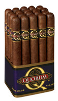 Quorum Sungrown Churchill Cigars - Sungrown Bundle of 20