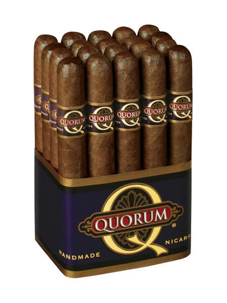 Quorum Sungrown Toro Cigars - Sungrown Bundle of 20