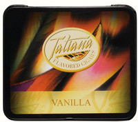 Tatiana Vanilla Petites 5/10 Cigars - Natural Pack of 50