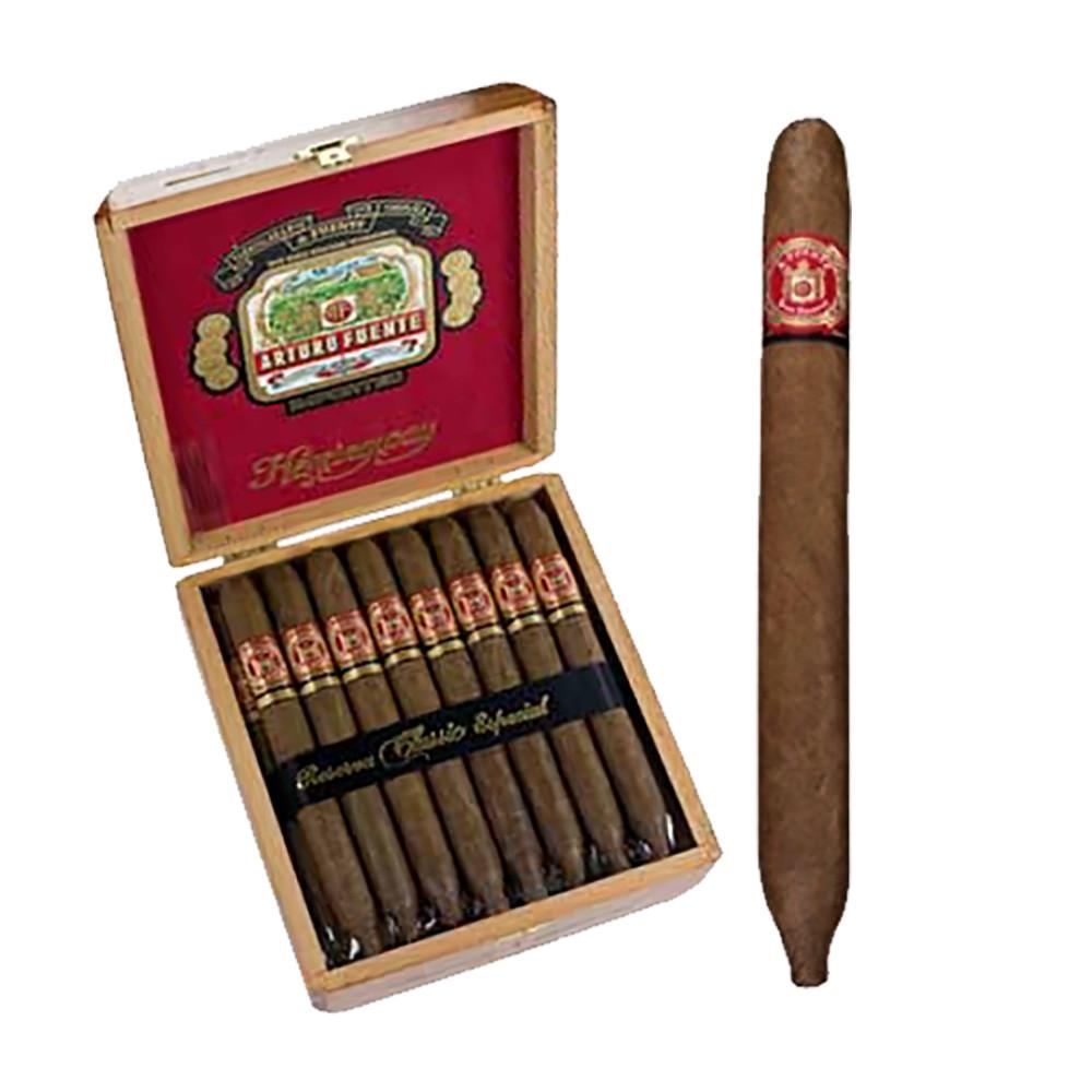 Arturo Fuente Hemingway V Classic Cigars - Maduro Box of 25