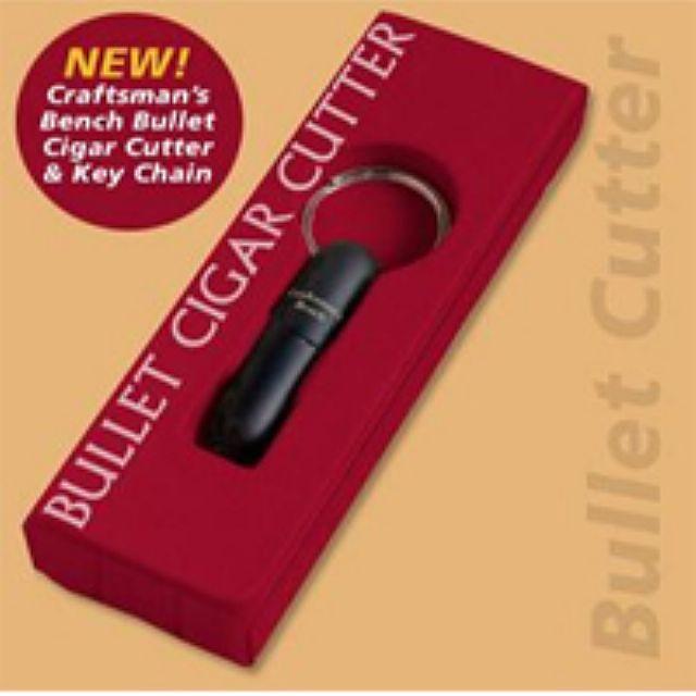 Craftsman Bench Bullet Cigar Cutter